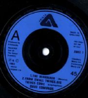 Dave Edmunds - The Wanderer/From Small Things Big Things Come/Your True Love (Juke 1)